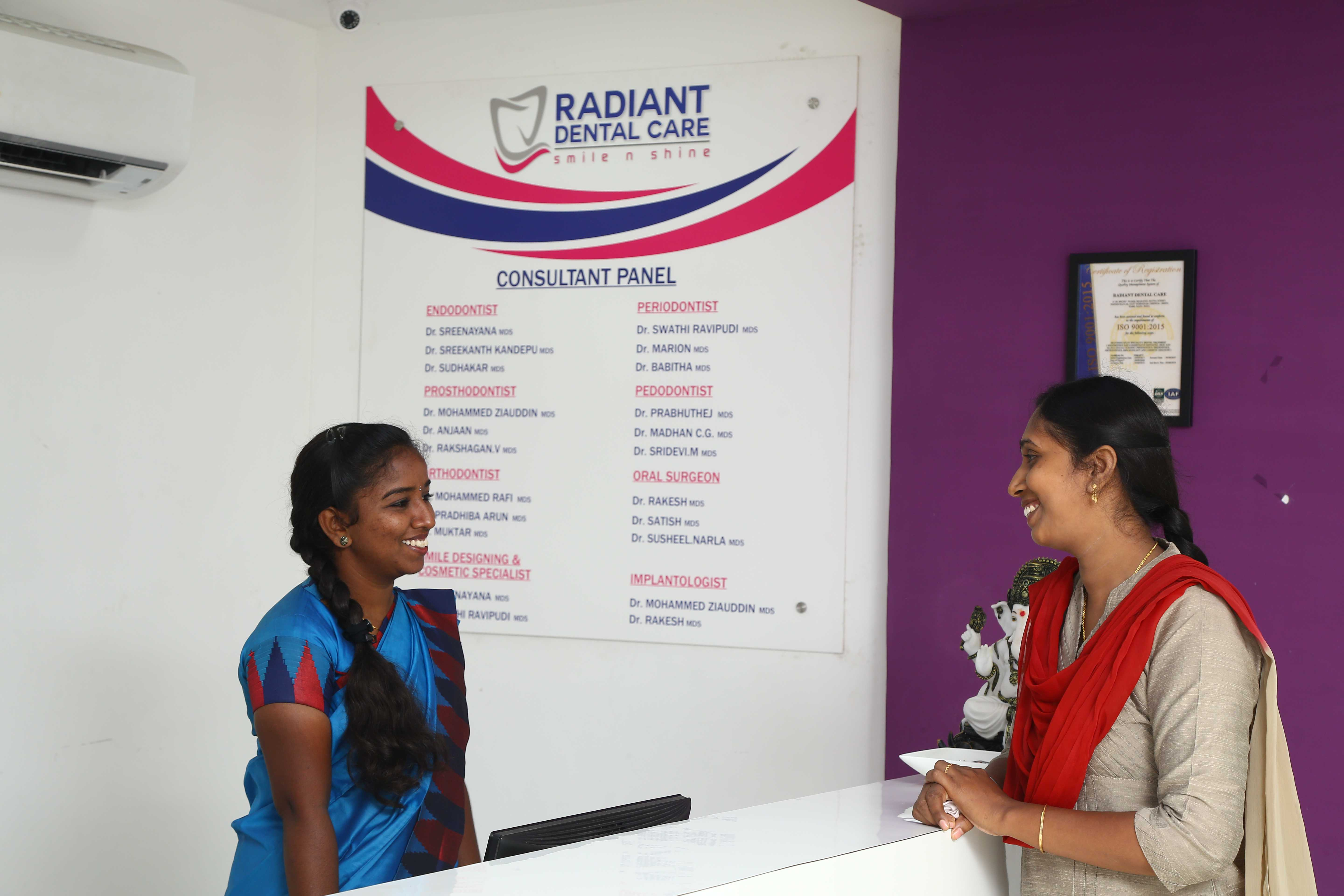 Radiant Patient Care