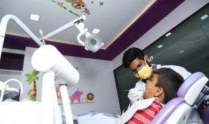Pediatric Dentist in Chennai